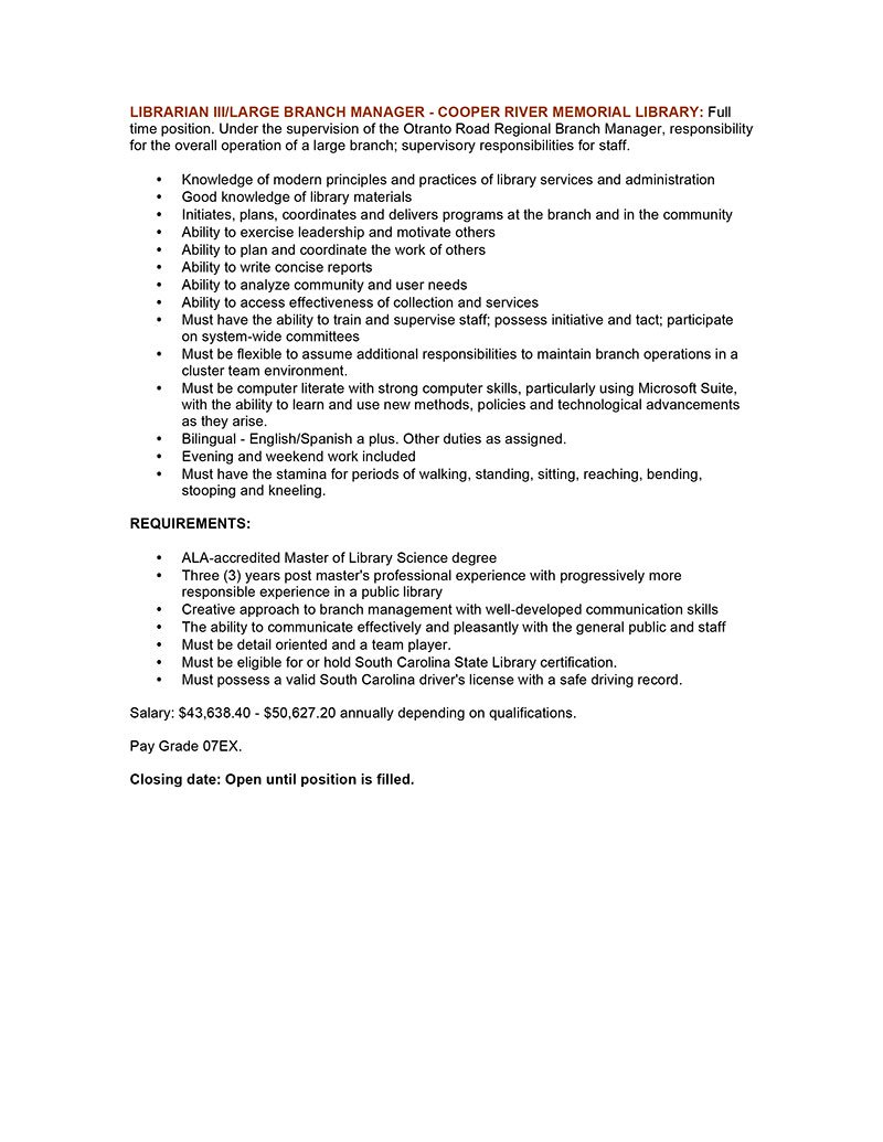 Resume Format Ats