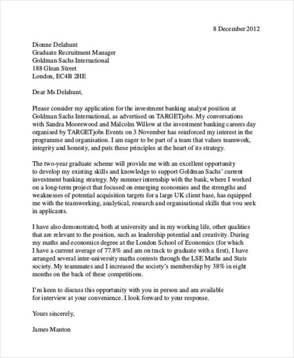 250e46b40d5ec10c59fd963f45ff54b9 Template Cover Letter Graduate Finance Umdilc on