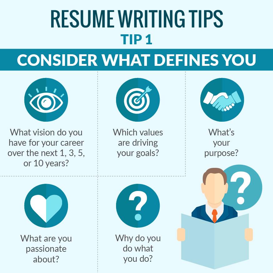 Resume Format Tips 2018