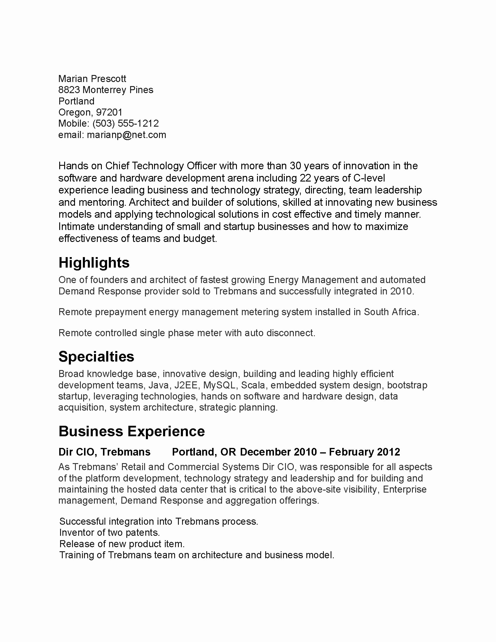Cover Letter Template Apple Pages