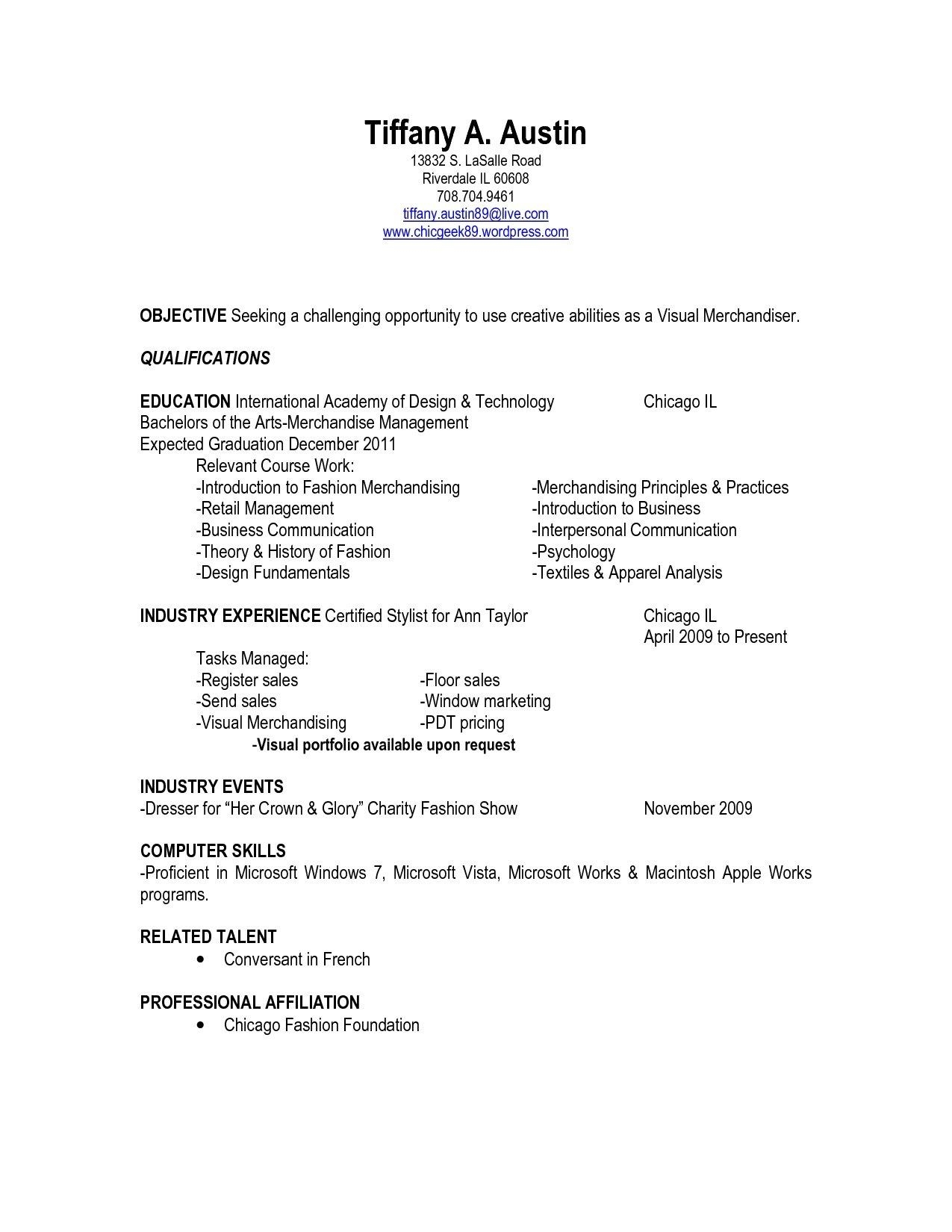 Cover Letter Template Tamu