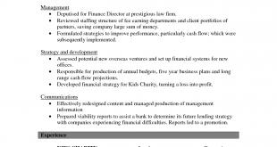 Resume Format Key Skills