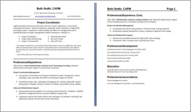 Resume Format Maker