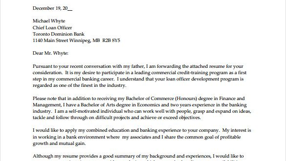Cover Letter Template Entry Level