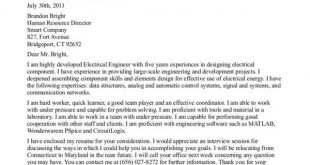 Cover Letter Template Relocating