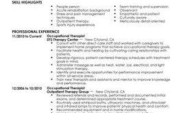 Resume Format Healthcare