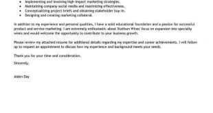 Top 3 Award Winning Cover Letter Templates