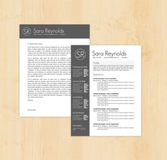 Cover Letter Template Pinterest