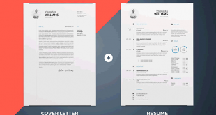 Cover Letter Template Indesign